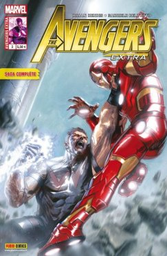 Avengers Extra # 03