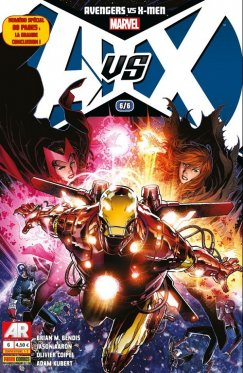 Avengers vs X-Men # 06 A