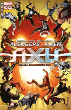 Axis # 4 A