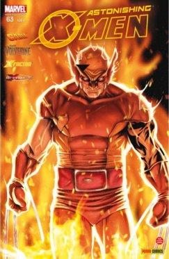 Astonishing X-Men # 63