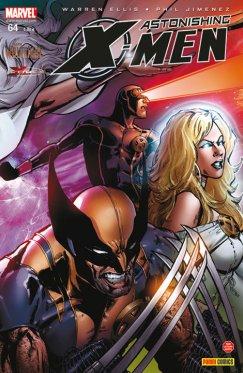 Astonishing X-Men # 64