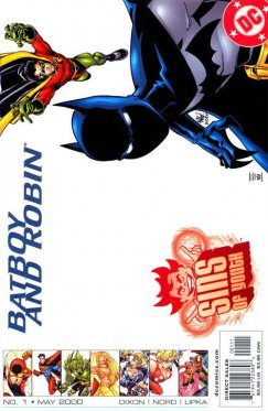 Sins of Youth : Batboy and Robin