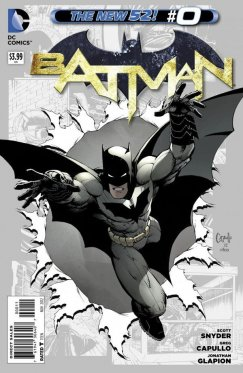 Batman vol 2 # 00