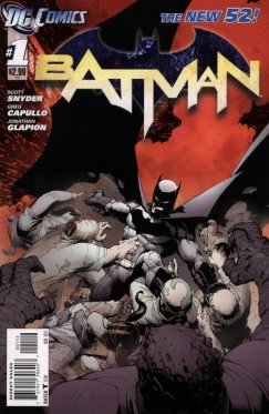 Batman vol 2 # 01