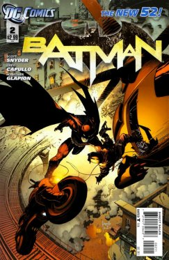 Batman vol 2 # 02