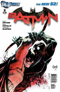 Batman vol 2 # 03