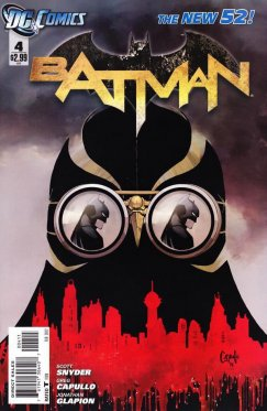 Batman vol 2 # 04