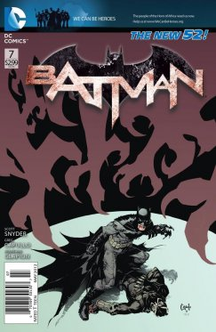Batman vol 2 # 07