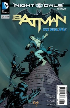 Batman vol 2 # 08