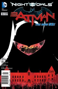 Batman vol 2 # 09