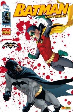 Batman Universe # 08