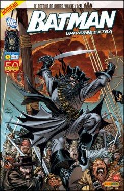 Batman Universe Extra # 01
