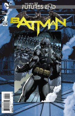 Futures End : Batman # 1