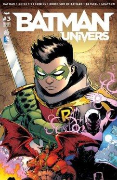 Batman Univers # 03