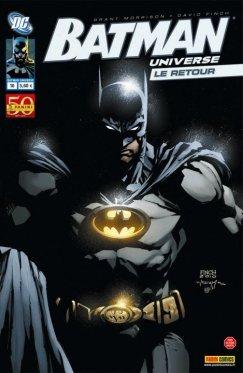 Batman Universe # 10