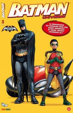 Batman Universe # 03