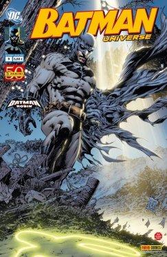 Batman Universe # 09