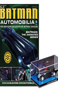 Batman Automobilia : Issue # 08 Batman Animated TV Series