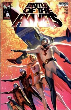 Battle of the Planets # 12
