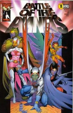 Battle of the Planets # 01 Variant