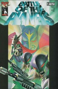 Battle of the Planets # 02