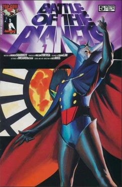 Battle of the Planets # 05