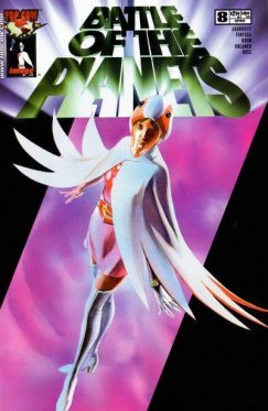 Battle of the Planets # 08
