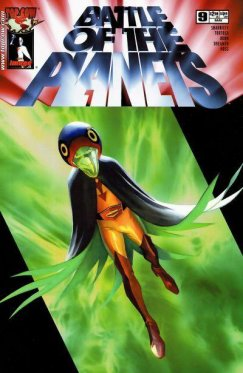 Battle of the Planets # 09
