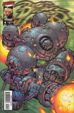 Battle Chasers # 04