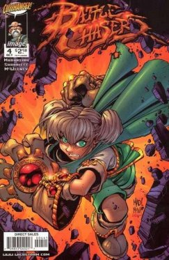 Battle Chasers # 04 Variant B