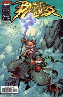 Battle Chasers # 04 Variant C