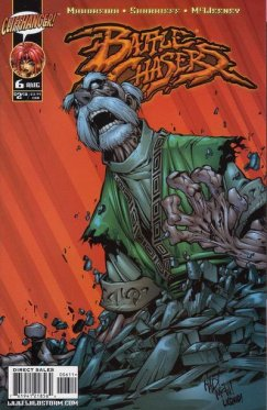Battle Chasers # 06