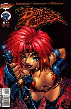 Battle Chasers # 06 Variant