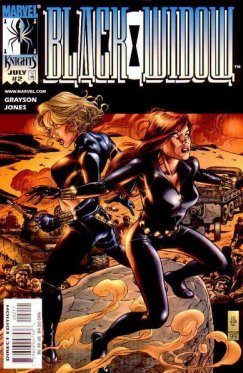 Black Widow # 2