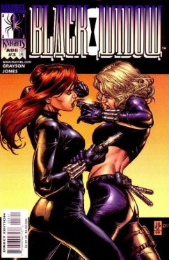 Black Widow # 3