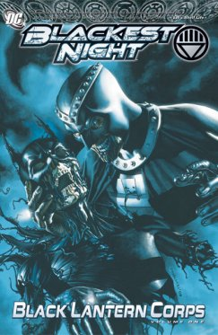 Blackest Night : Black Lantern Corps Vol 1