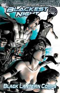 Blackest Night : Black Lantern Corps Vol 2