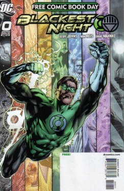 Blackest Night # 00