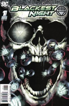 Blackest Night # 01