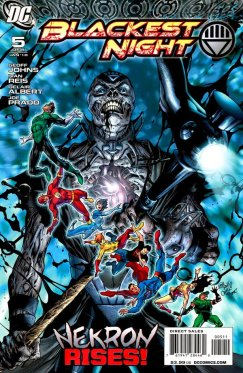 Blackest Night # 05
