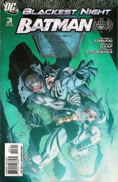 Blackest Night : Batman # 3