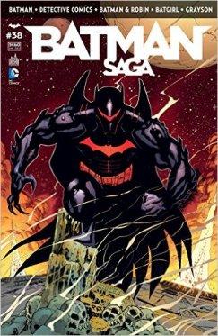 Batman Saga # 38