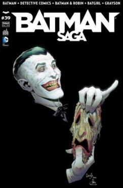 Batman Saga # 39