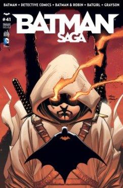 Batman Saga # 41