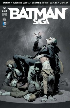 Batman Saga # 42