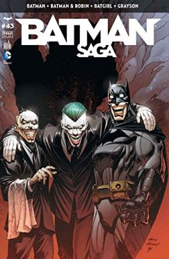 Batman Saga # 43