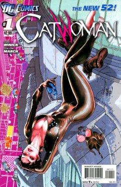 Catwoman vol 4 # 01