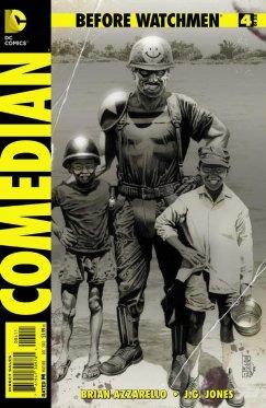 Before Watchmen : Comedian # 4