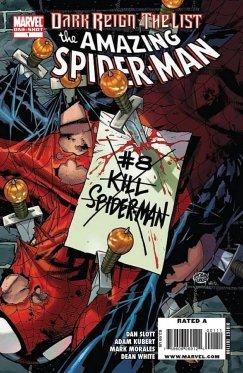 Dark Reign : The List Amazing Spider-Man # 01