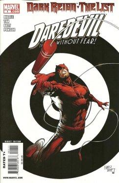 Dark Reign : The List Daredevil # 01